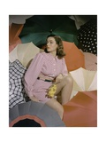 Vogue - May 1940 Regular Photographic Print by Horst P. Horst