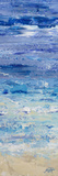 Oceans in Abstract Panel II Prints by Julie DeRice