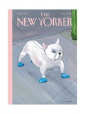 The New Yorker Cover - October 7, 2013 Regular Giclee Print by Maira Kalman