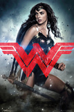 Batman Vs. Superman- Wonder Woman Solo Affiche