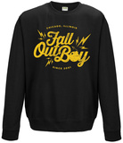 Crewneck Sweatshirt: Fall Out Boy- Bomb T-Shirt