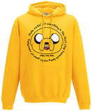 Hoodie: Adventure Time- First Step To Sorta Good Pullover Hoodie