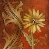 Honeyed Square I Prints by Lanie Loreth