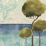 Recycle Trees I Prints by Elizabeth Medley