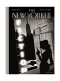 The New Yorker Cover - June 10, 2013 Regular Giclee Print by Birgit Schössow