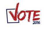 Vote 2016 Posters