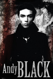 Andy Black- Haunted Wall Poster