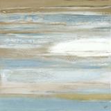 Teal Sunrise II Kunstdrucke von Patricia Pinto