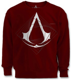 Crewneck Sweatshirt: Assassin'S Creed- Spire Logo T-shirt