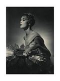 Vogue - November 1937 Regular Photographic Print by Horst P. Horst