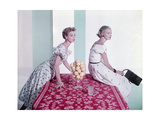 Models Jean Patchett Photographic Print