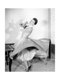 Vogue - November 1953 Regular Photographic Print by Horst P. Horst