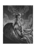 Countess Haugwitz-Reventlow Regular Photographic Print