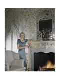 Mrs. George H. Bostwick Photographic Print
