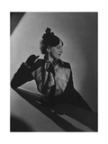 Vogue - October 1935 Regular Photographic Print by Horst P. Horst