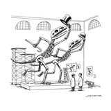 Add Your Own Caption Week 329 - New Yorker Cartoon Premium Giclee Print by Joe Dator
