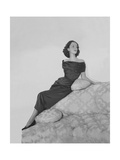 Gloria Guinness (Princess Ahmed Fakhry) Regular Photographic Print