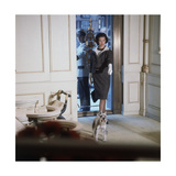 Miss Gloria Vanderbilt Photographic Print