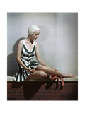 Vogue - June 1940 Regular Photographic Print by Horst P. Horst