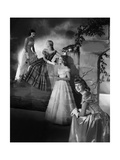 Vogue - December 1947 Regular Photographic Print by Horst P. Horst