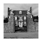Exterior Facade of Turville Grange Regular Photographic Print