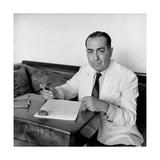 Dr. John Papadimitriu Photographic Print