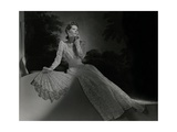 Vogue - January 1940 Regular Photographic Print by Horst P. Horst