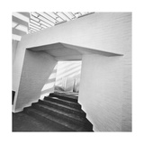 Interior Archway in Architect Philip Johnson's Sculpture Gallery on His New Canaan Regular Photographic Print