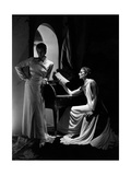 Vogue - October 1937 Regular Photographic Print by Horst P. Horst