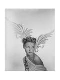 Portrait of Cynthia Boissevain Photographic Print