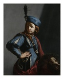 David with the Head of Goliath Prints by (Francesco Mazzola) Parmigianino