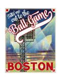 Boston Giclée-Druck