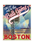 Boston Giclee Print