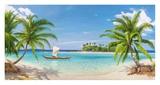 Baia tropicale Prints by Adriano Galasso