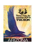 Tucson Giclee Print