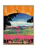 Sunshine State Giclee Print