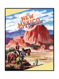Land of Enchantment Giclee Print