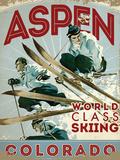 Aspen Giclee Print