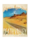 Death Valley Impression giclée