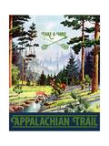Take a Hike Giclee Print