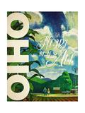 Ohio Giclee Print