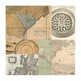 Cahiers de voyage IV Prints by  Joannoo