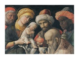 Adoration of the Magi Posters by Andrea Mantegna