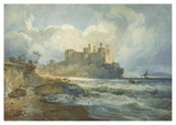 Conway Castle, North Wales Prints by Joseph Mallord William Turner