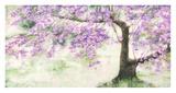 Albero fiorito Posters by Silvia Mei