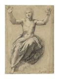 Christ in Glory Posters af Raffaello Sanzio