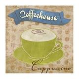 Cappuccino Print by Skip Teller