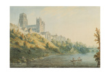 Durham Cathedral Giclee Print by Edward Dayes