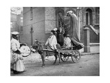 November Effigies, from 'Street Life in London', 1877-78 Giclee Print by John Thomson