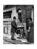 Street Doctor, 1876-77 Giclee Print by John Thomson